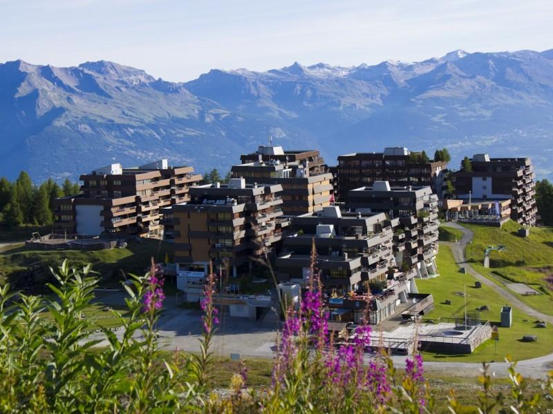 Christelijk vakantiepark Thyon 2000 in Zwitserland