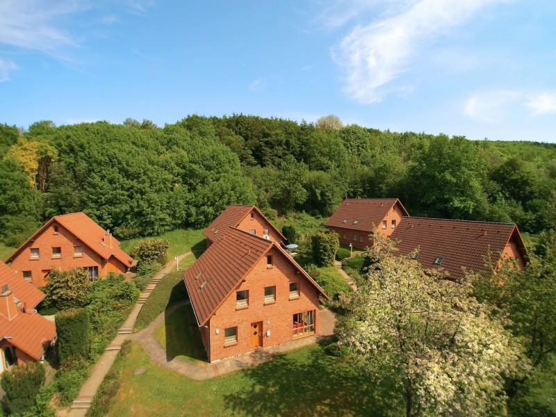 Christelijk vakantiepark am Holsterturm in Duitsland