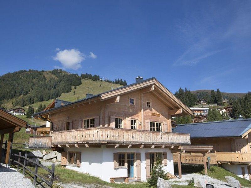 Christelijk vakantiedorp Königsleiten in Oostenrijk