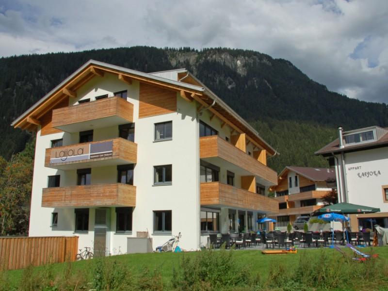 Laijola Resort Gaschurn in Oostenrijk